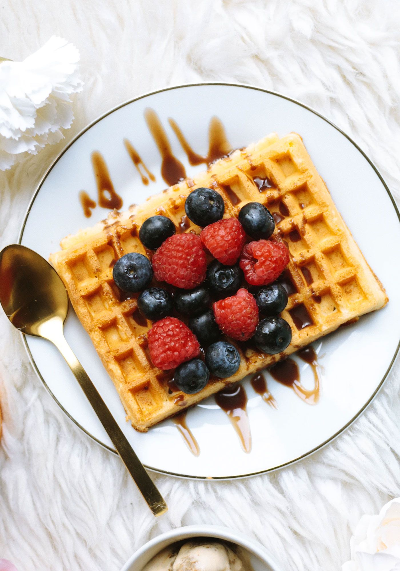 fruit-waffles