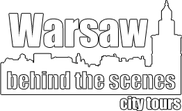 Warsaw Behind the Scenes Logo